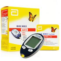 雅培輔理善血糖儀越捷型