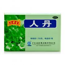 王老吉人丹1.725g*1瓶
