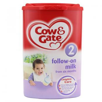 英国牛栏/CowGate 婴儿奶粉2段(6-12个月宝宝) 900g