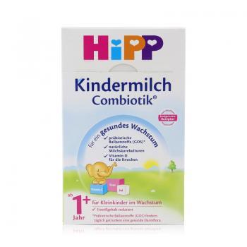 德国 HiPP BIO 喜宝 益生菌奶粉1+段 2034(1周岁以上宝宝)600g