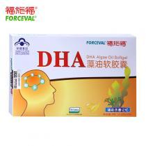DHA藻油软胶囊(福施福)