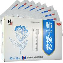 修正 肺寧顆粒10g*14袋