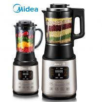 Midea/美的 MJ-BL1528A 破壁机智频静音家用加热全自动辅食果汁机(李现推荐款)